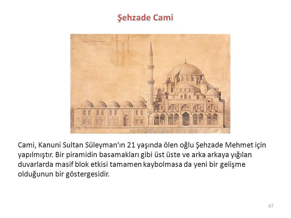 Şehzade Cami