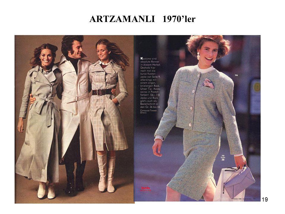 ARTZAMANLI 1970'ler