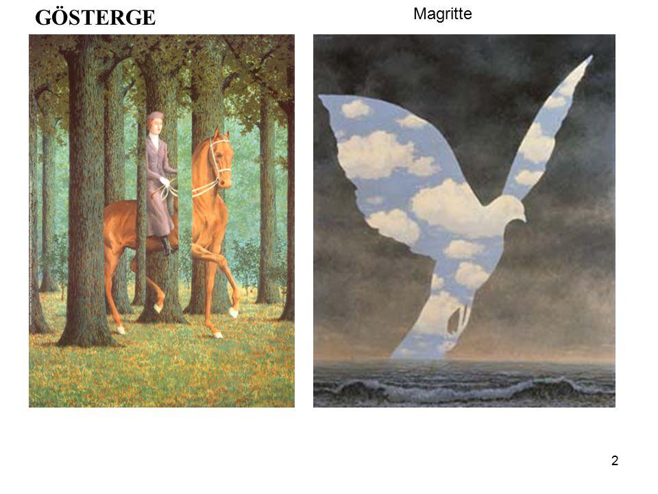 GÖSTERGE Magritte