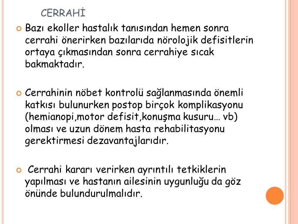 CERRAHİ