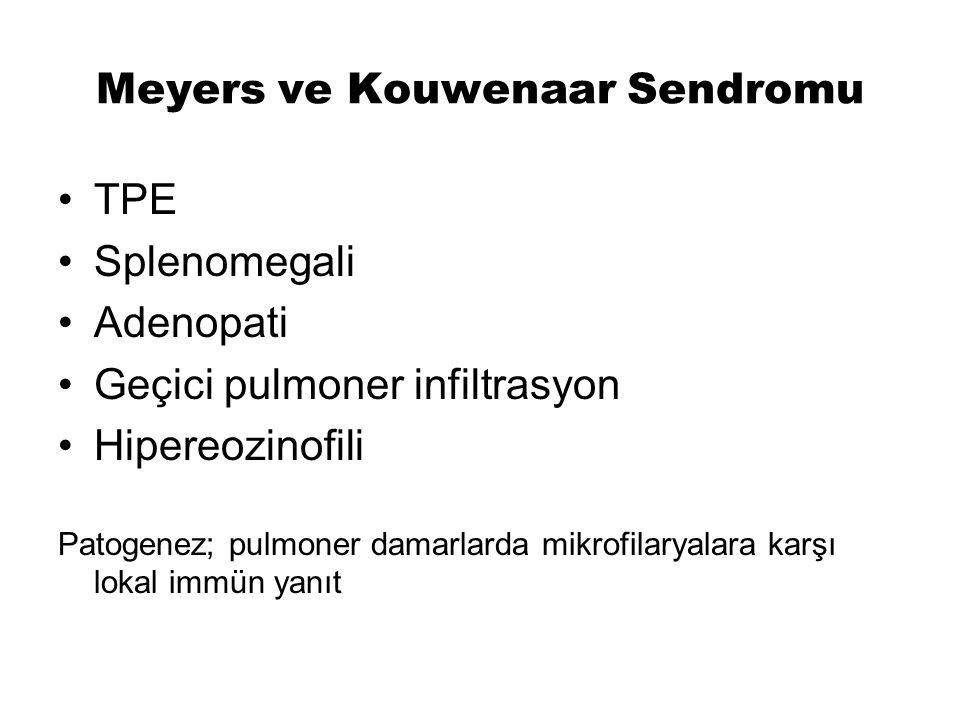 Meyers ve Kouwenaar Sendromu