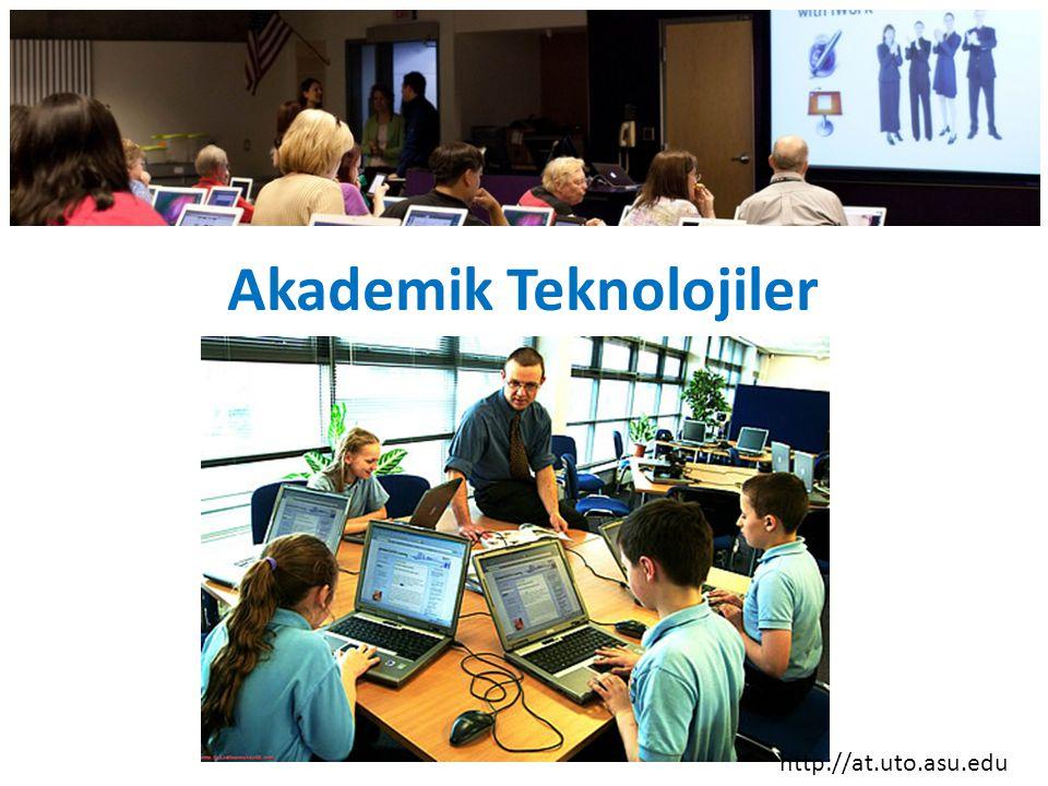 Akademik Teknolojiler
