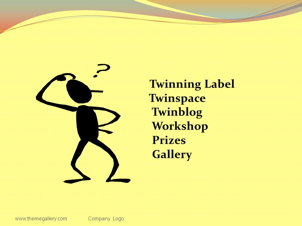 Twinning Label Twinspace Twinblog Workshop Prizes Gallery