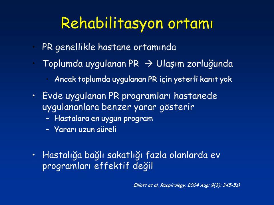 Rehabilitasyon ortamı