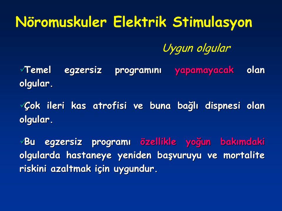 Nöromuskuler Elektrik Stimulasyon