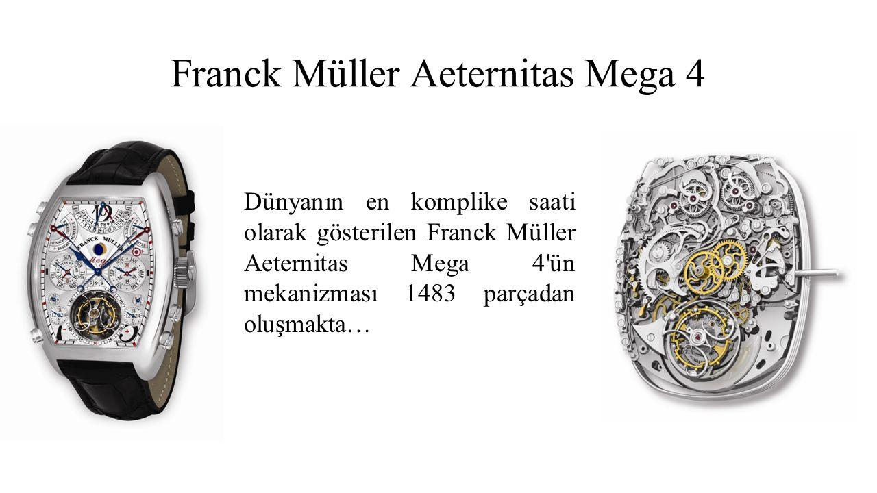 Franck Müller Aeternitas Mega 4