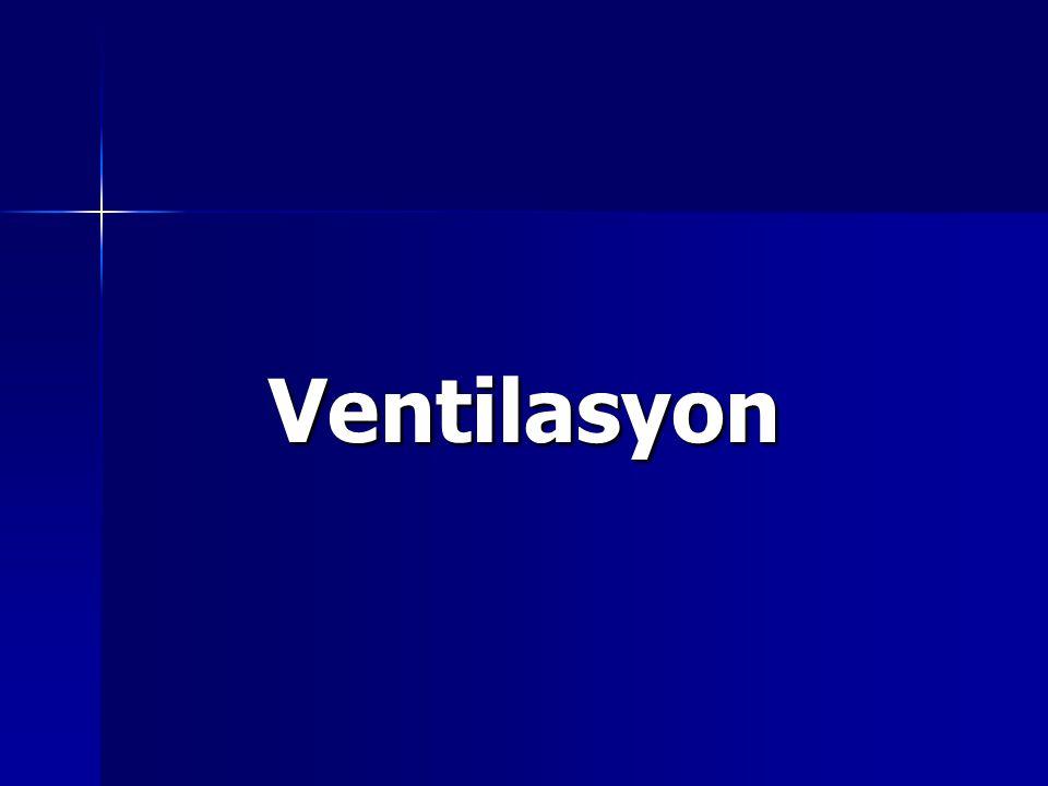 Ventilasyon