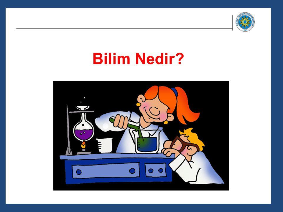Bilim Nedir