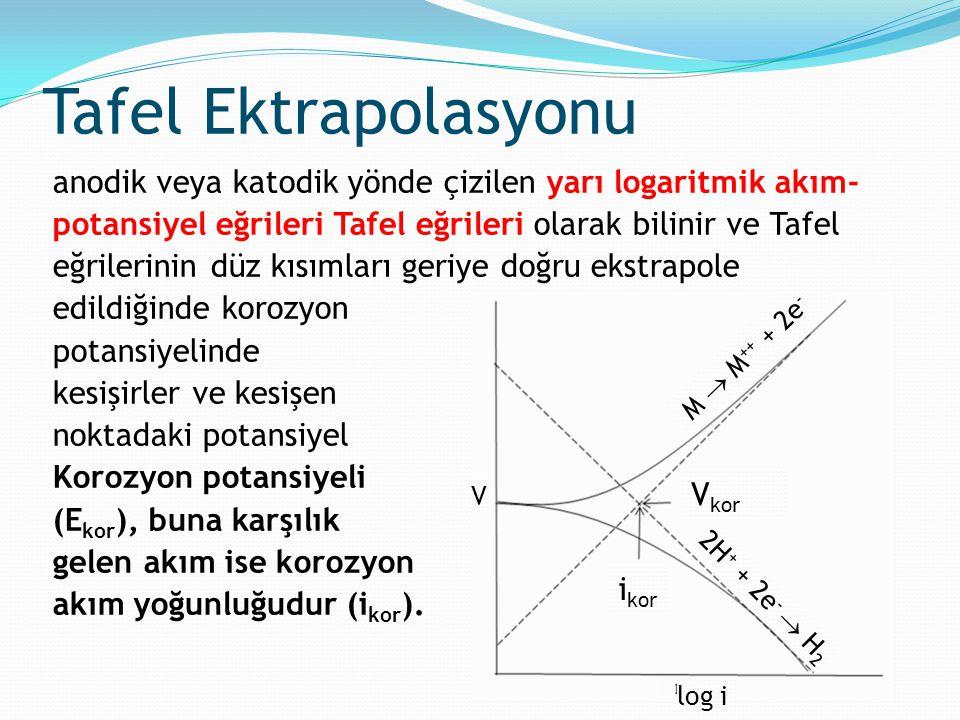Tafel Ektrapolasyonu