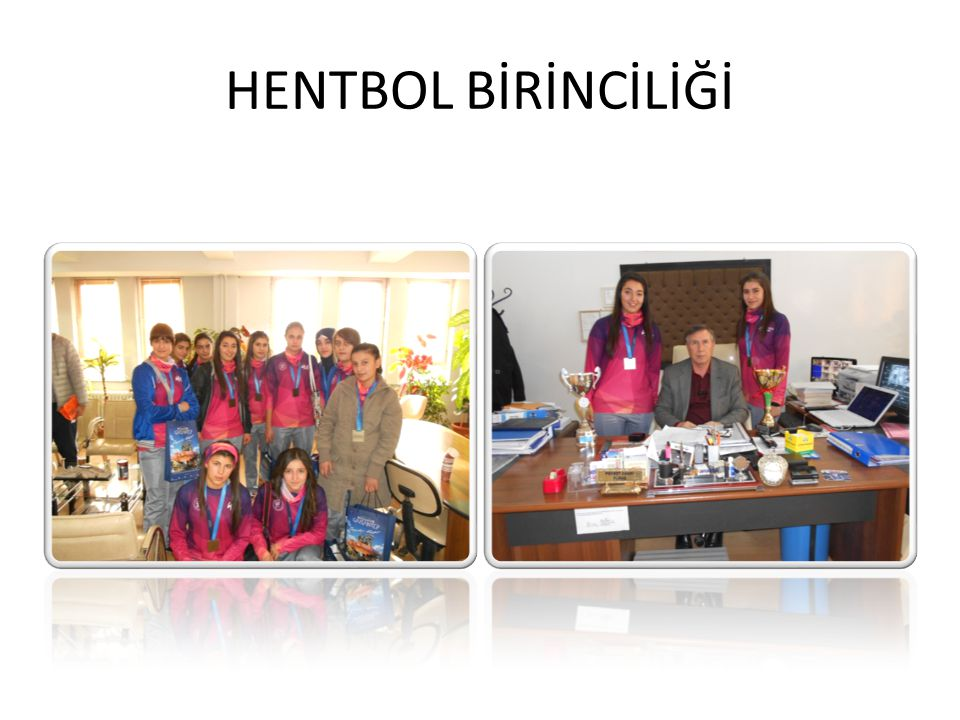 HENTBOL BİRİNCİLİĞİ