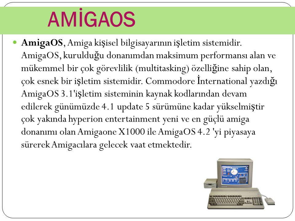 AMİGAOS