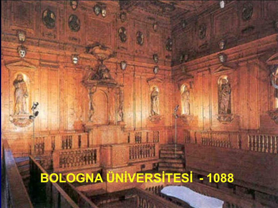 BOLOGNA ÜNİVERSİTESİ - 1088