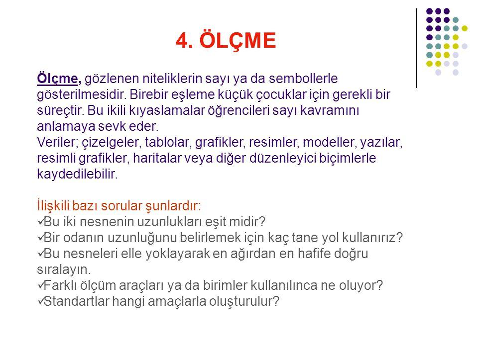 4. ÖLÇME