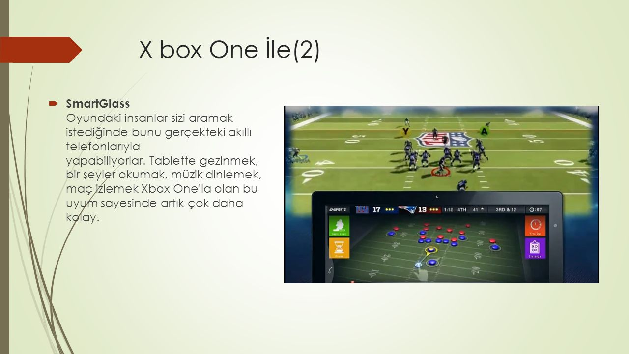 X box One İle(2)