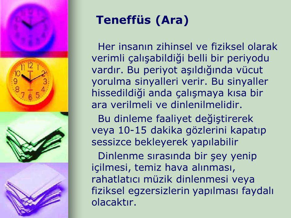 Teneffüs (Ara)