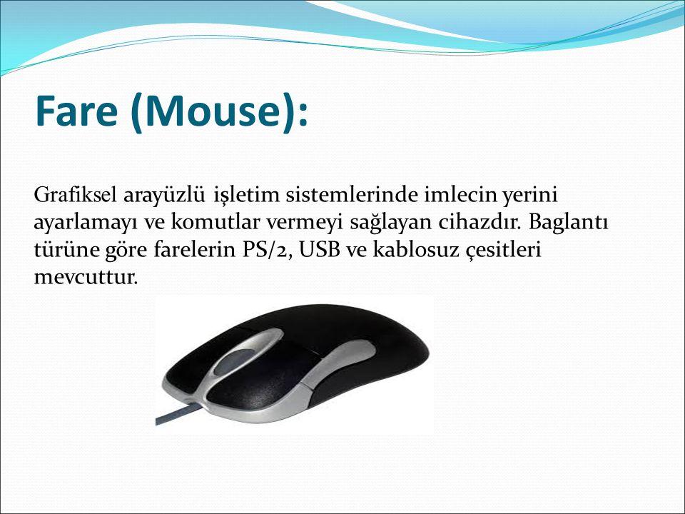 Fare (Mouse):