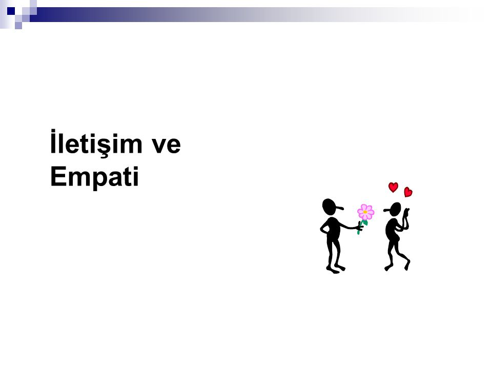 İletişim ve Empati