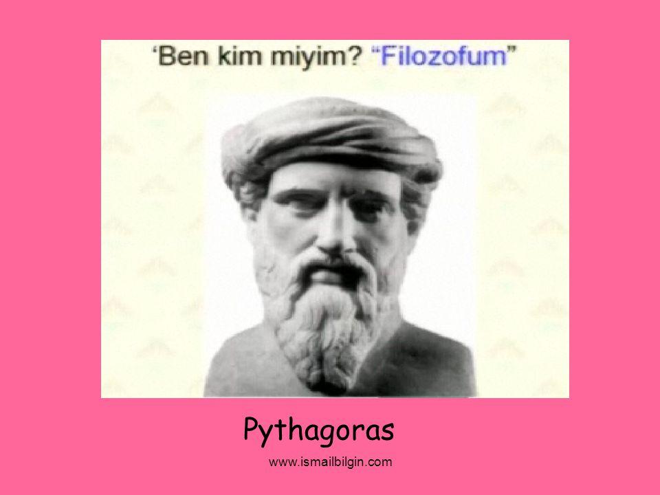 Pythagoras www.ismailbilgin.com