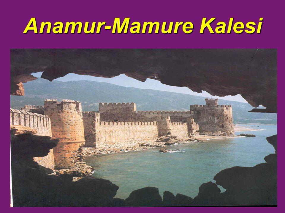 Anamur-Mamure Kalesi