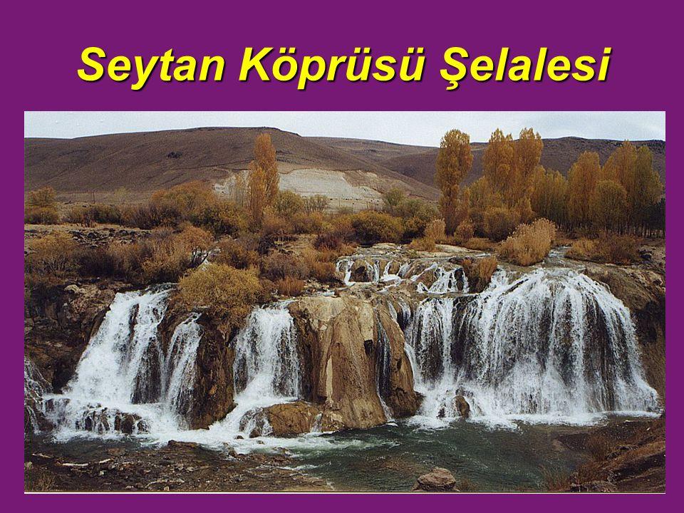 Seytan Köprüsü Şelalesi