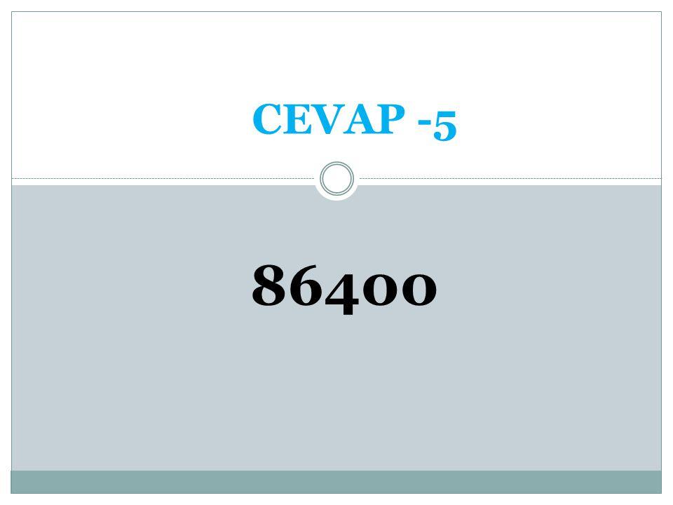 CEVAP -5 86400