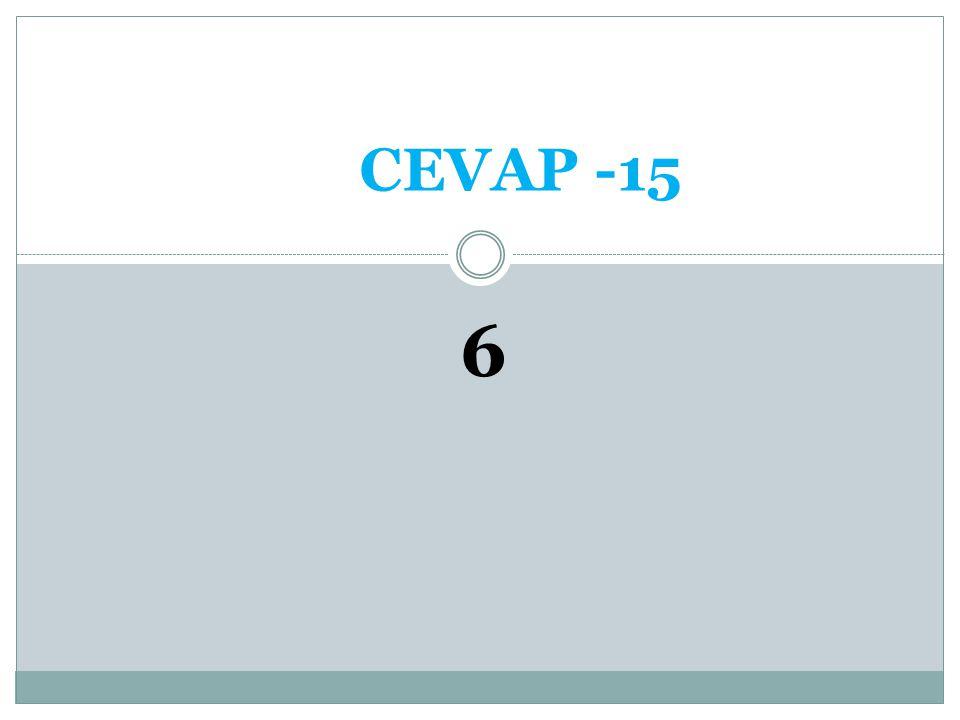 CEVAP -15 6