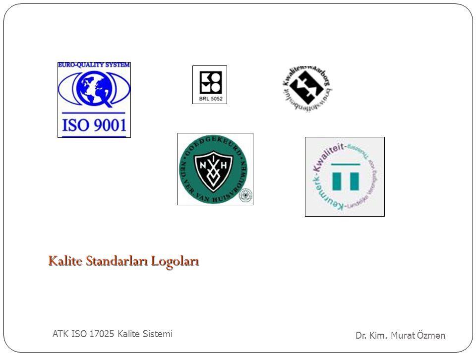 Kalite Standarları Logoları