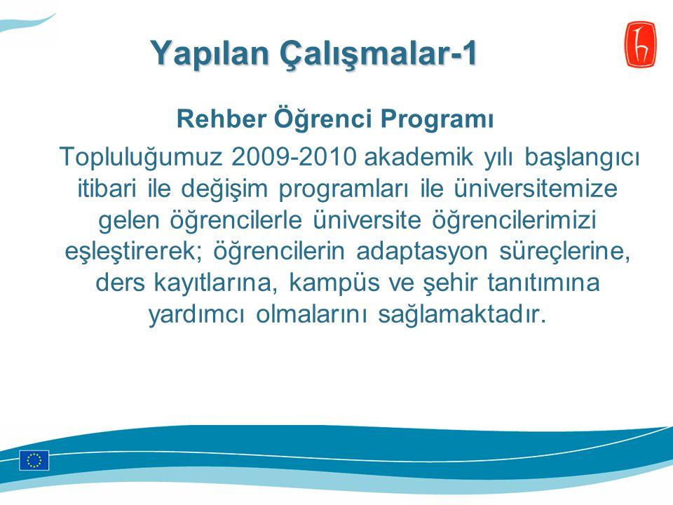 Rehber Öğrenci Programı