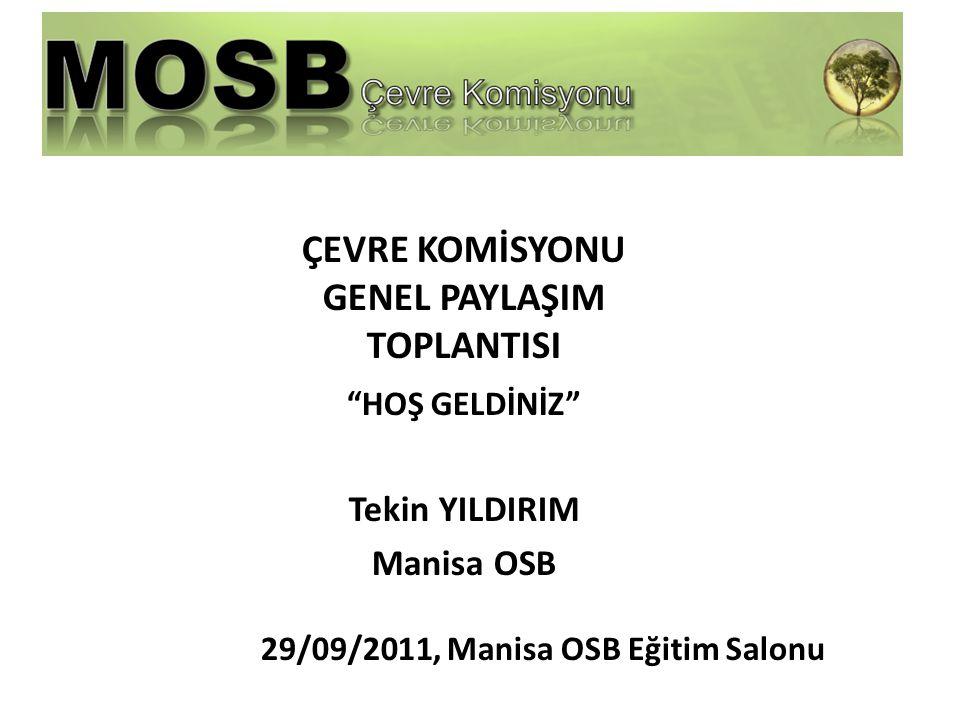 29/09/2011, Manisa OSB Eğitim Salonu
