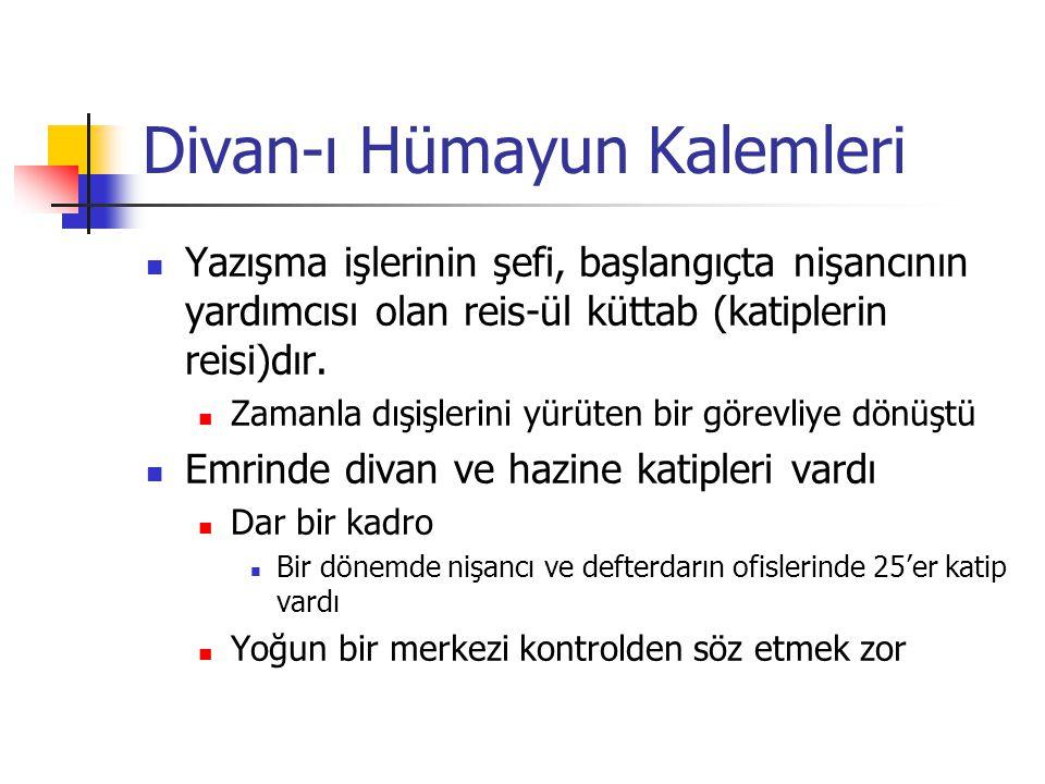 Divan-ı Hümayun Kalemleri