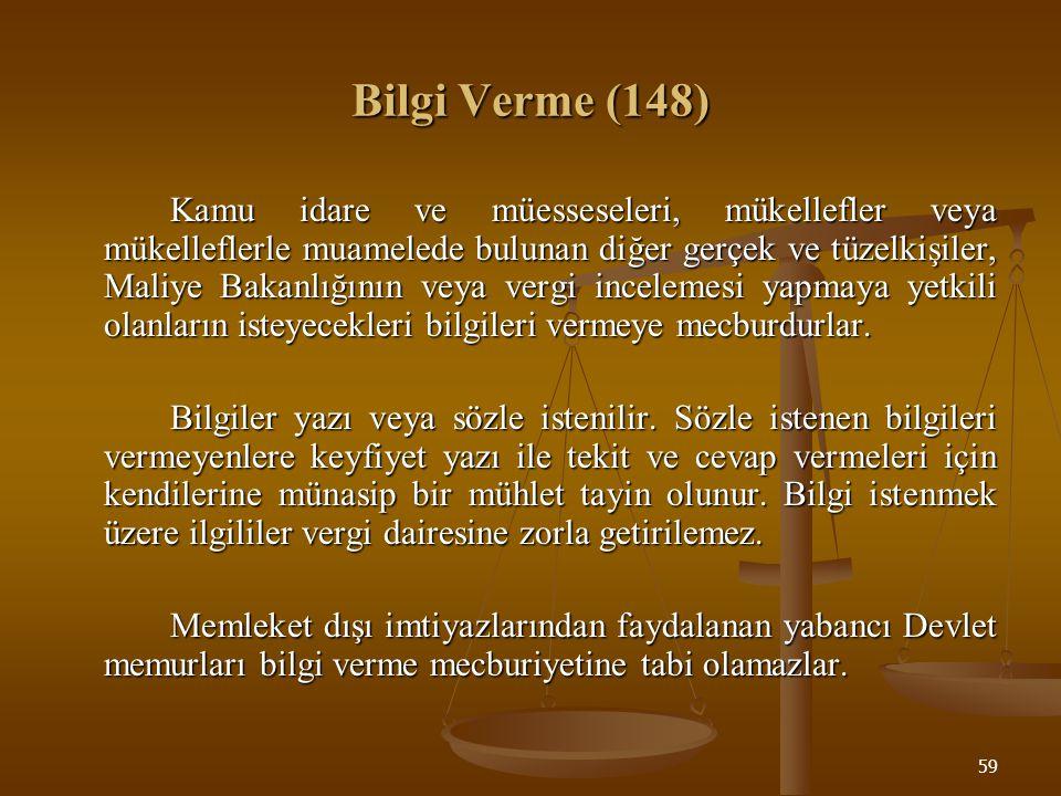 Bilgi Verme (148)