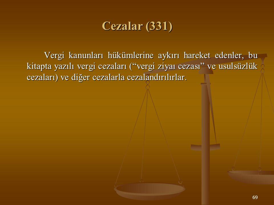 Cezalar (331)