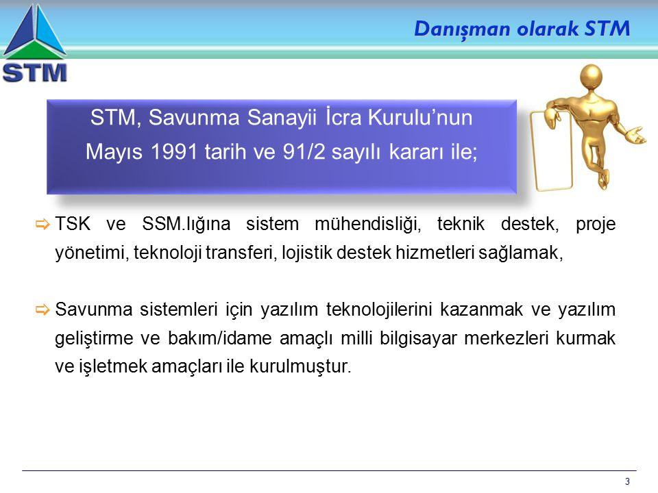STM, Savunma Sanayii İcra Kurulu'nun