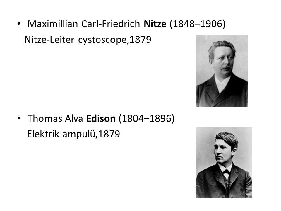 Maximillian Carl-Friedrich Nitze (1848–1906)