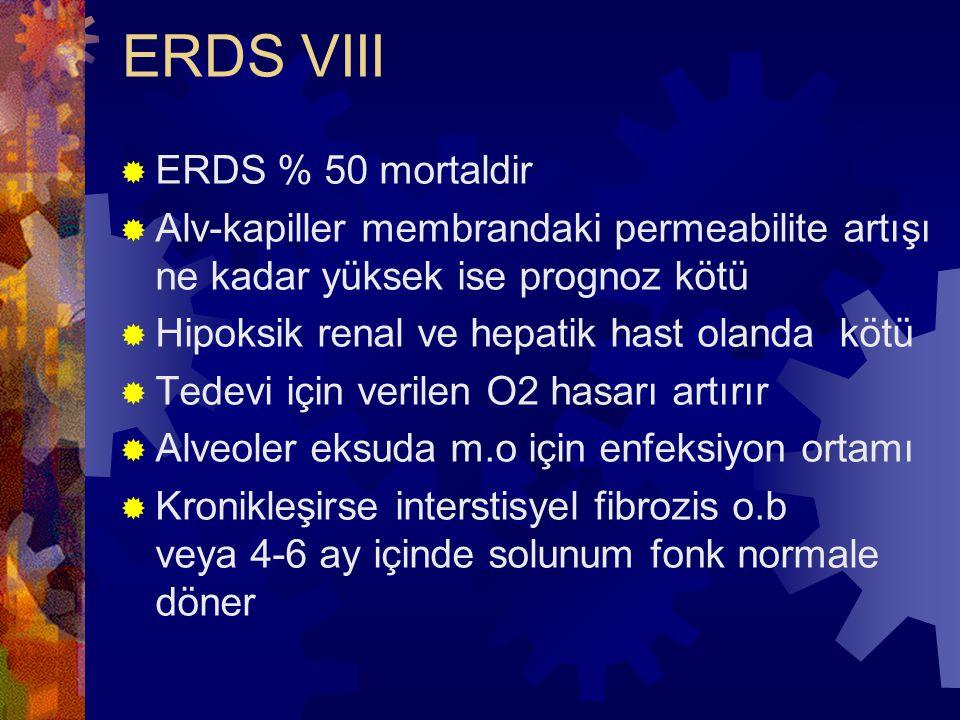 ERDS VIII ERDS % 50 mortaldir