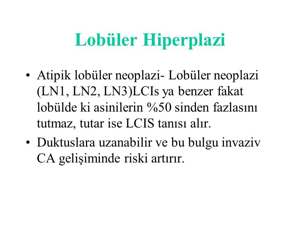 Lobüler Hiperplazi
