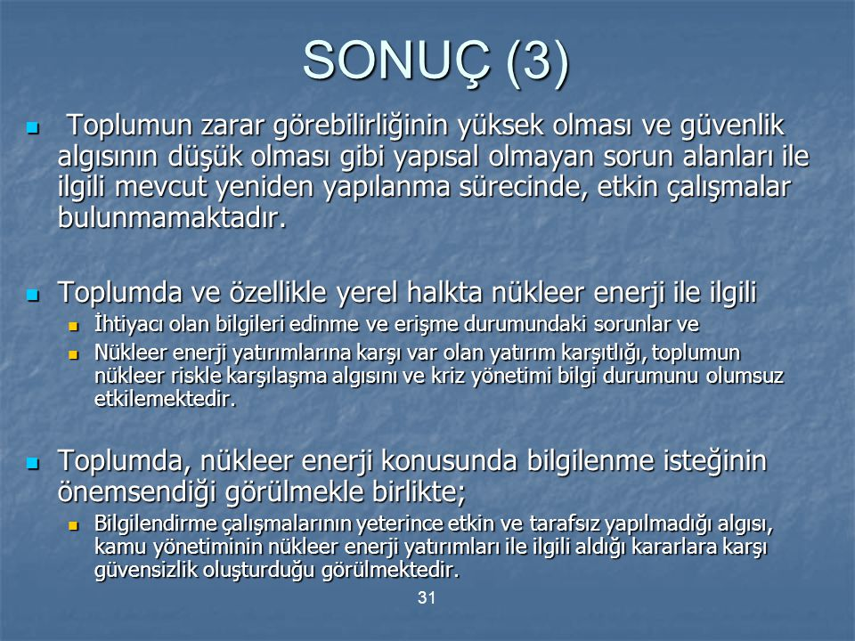 SONUÇ (3)