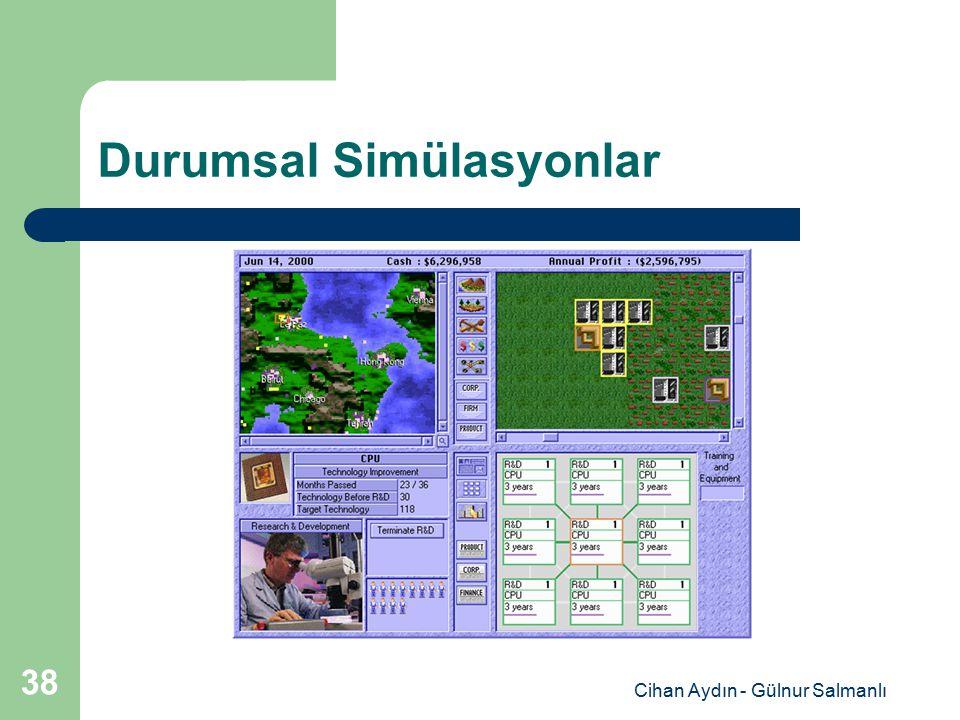 Durumsal Simülasyonlar