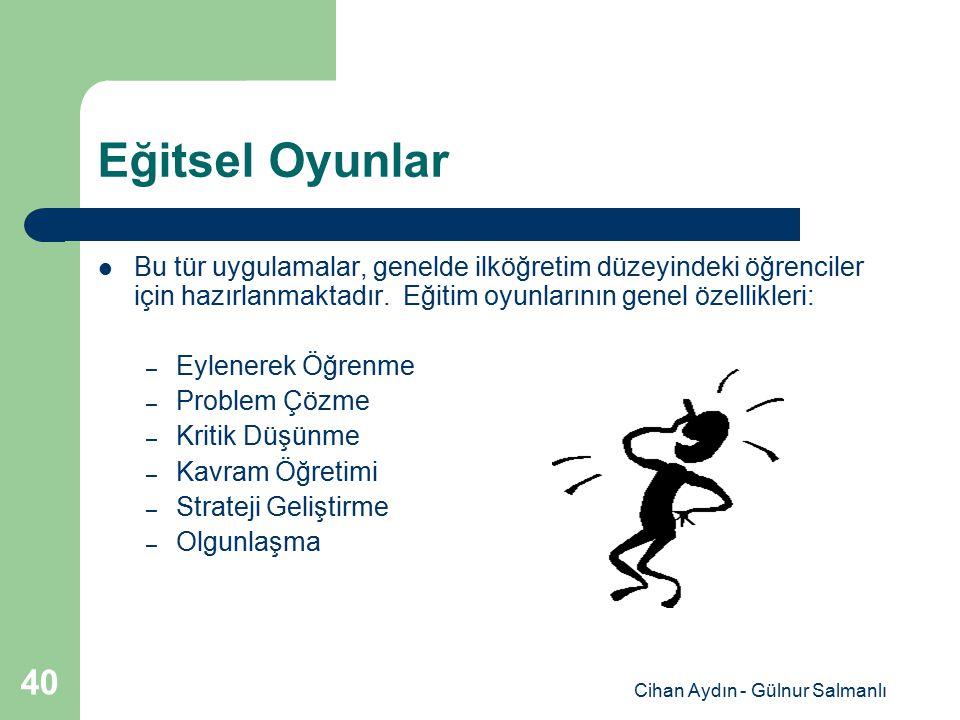 Cihan Aydın - Gülnur Salmanlı