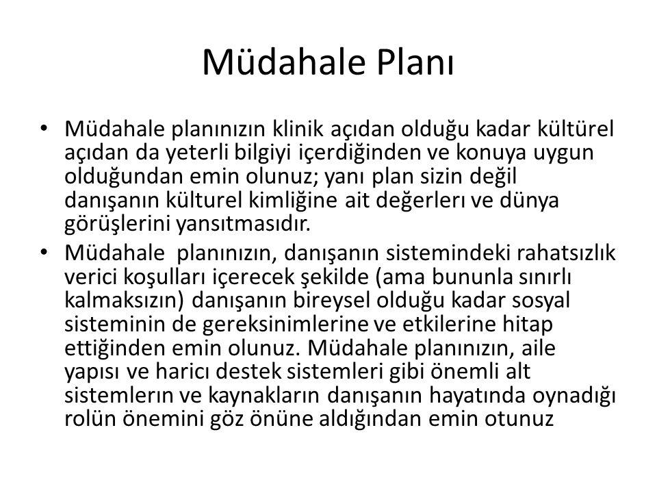 Müdahale Planı
