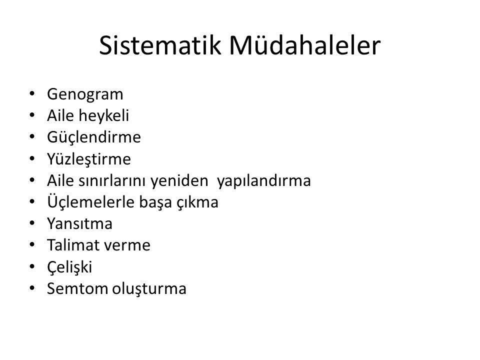 Sistematik Müdahaleler