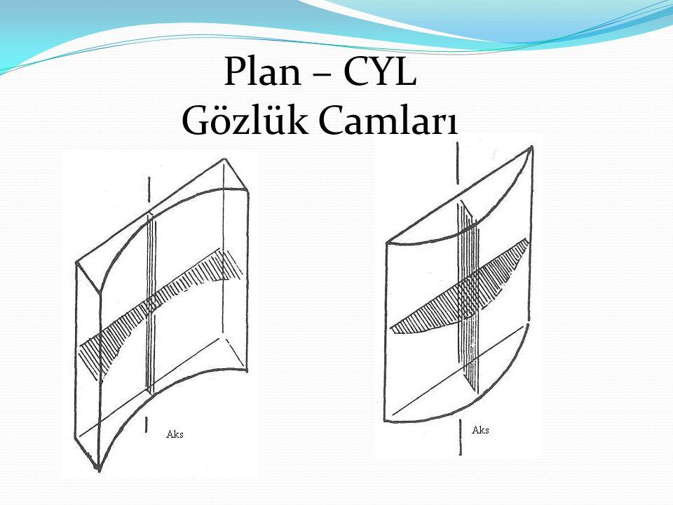 Plan – CYL Gözlük Camları