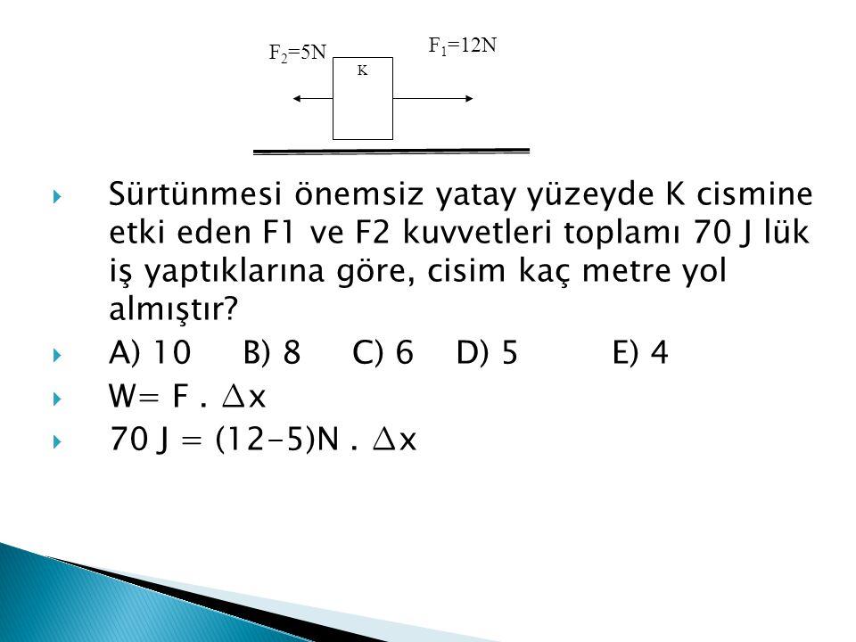 F1=12N F2=5N. K.