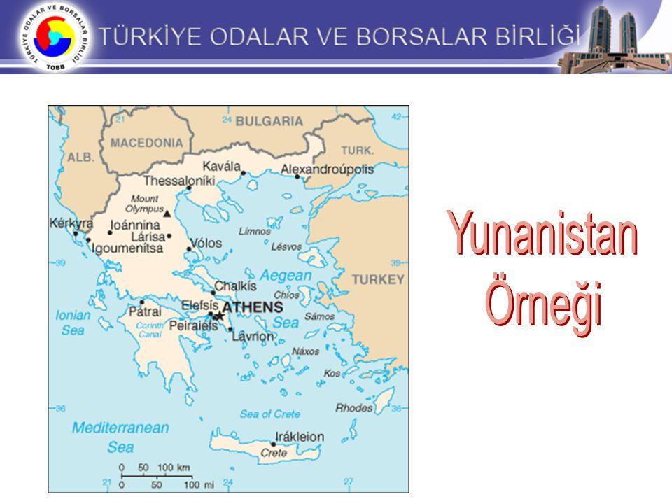 Yunanistan Örneği