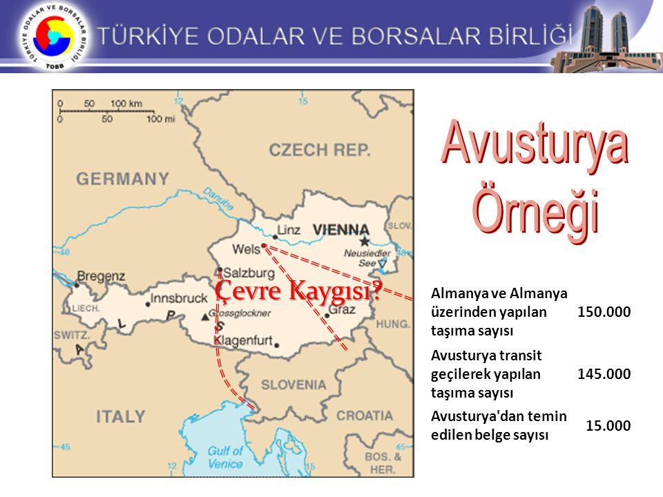 Avusturya Örneği Çevre Kaygısı