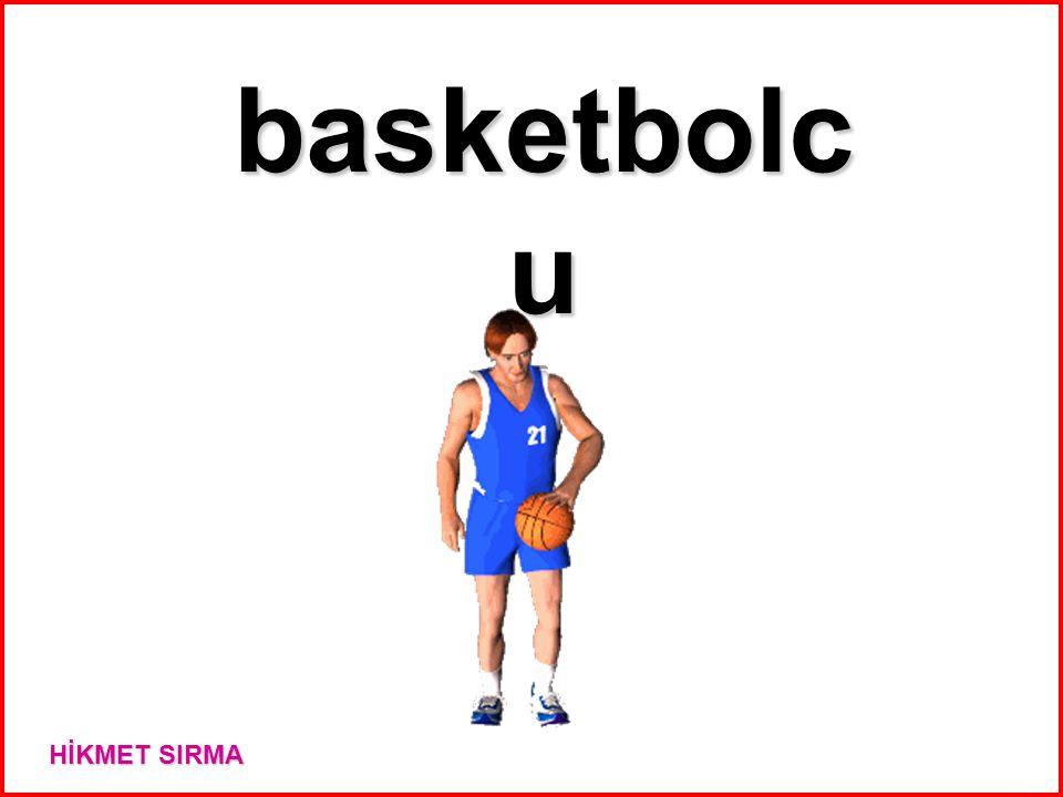 basketbolcu HİKMET SIRMA
