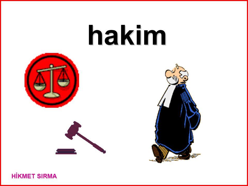hakim HİKMET SIRMA