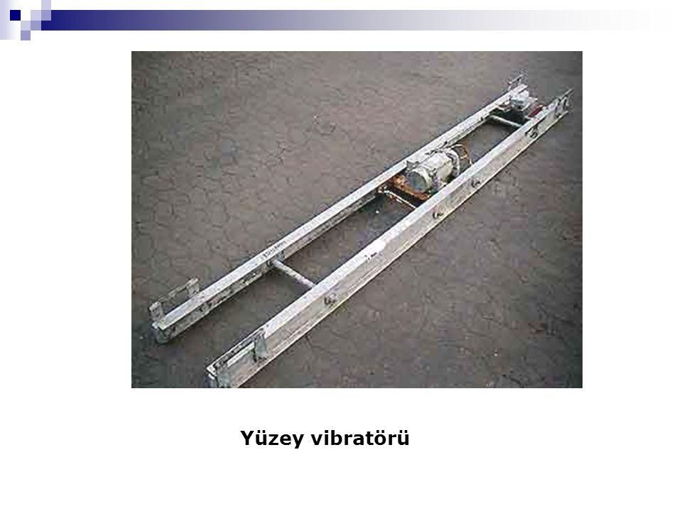 Yüzey vibratörü