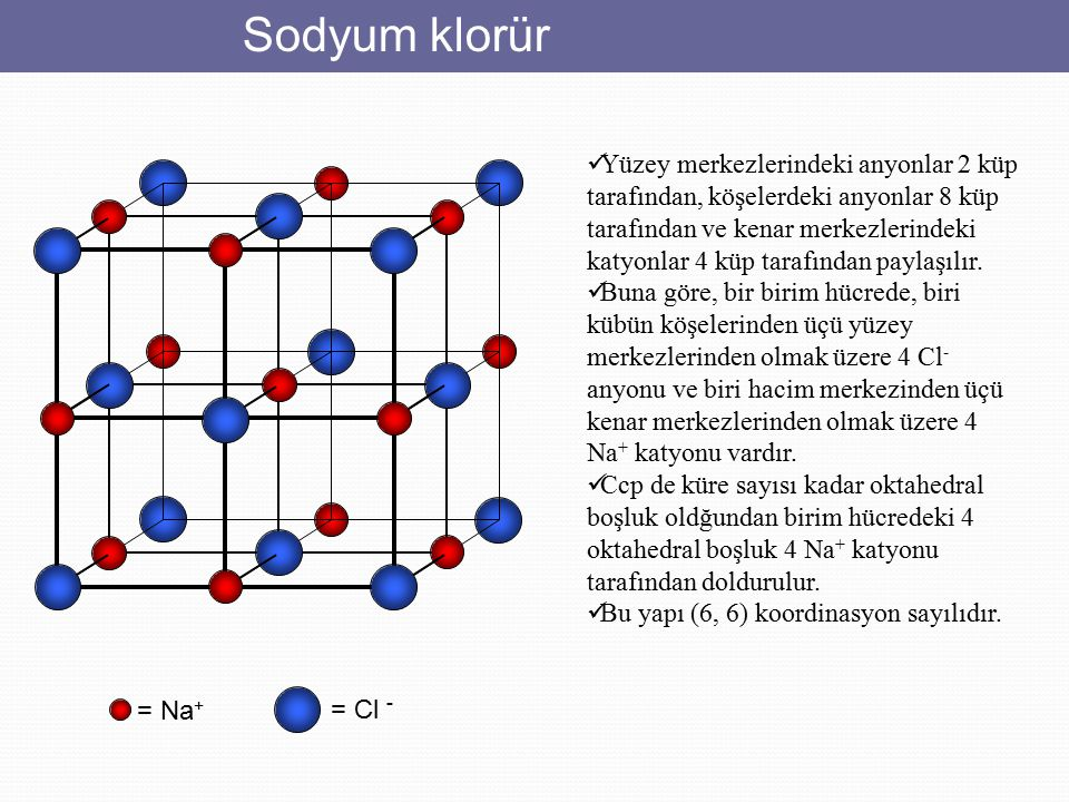 Sodyum klorür