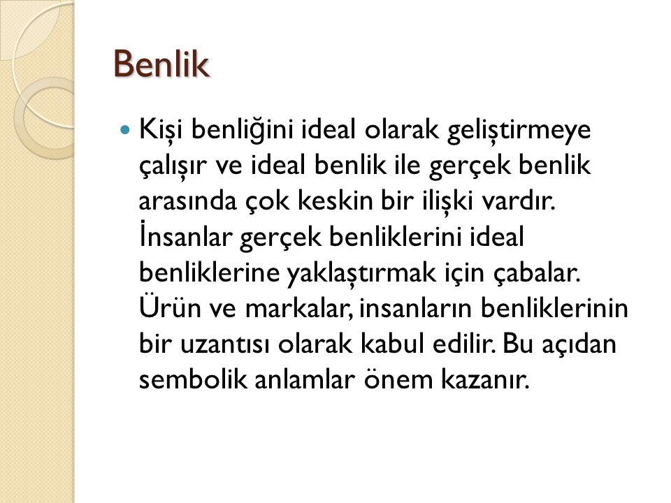 Benlik